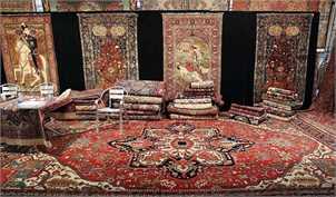 ایران در صادرات فرش رتبه سوم دنیا را دارد