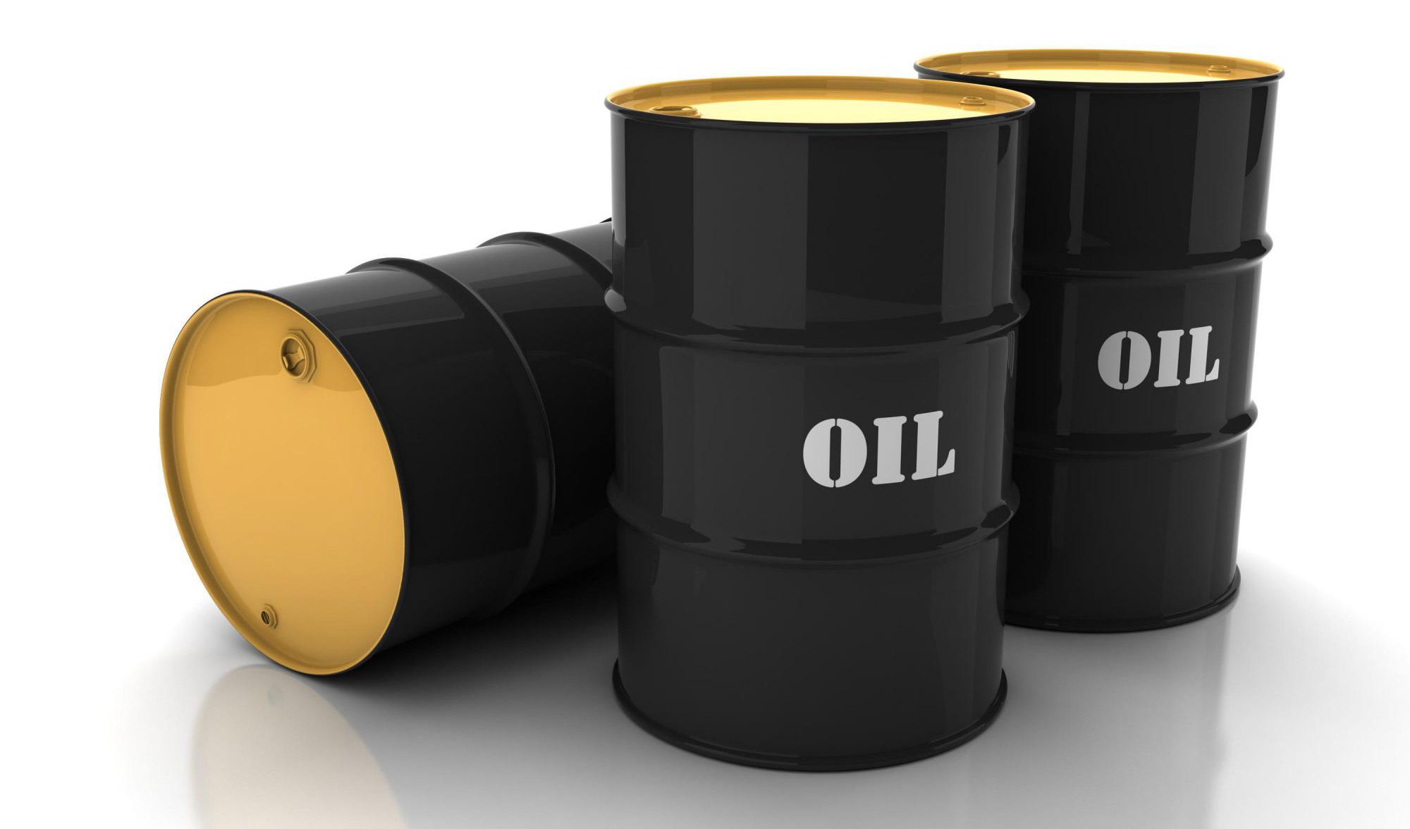 قیمت هر بشکه نفت برنت به ۵۵ دلار رسید