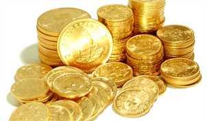 قیمت سکه و طلا در بازار بالا رفت