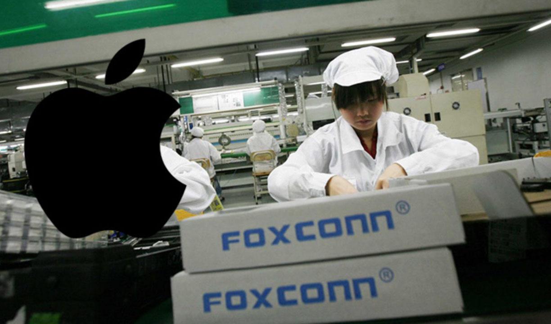 چین جلوی آغاز بکار خط تولید کارخانه آیفون را میگیرد