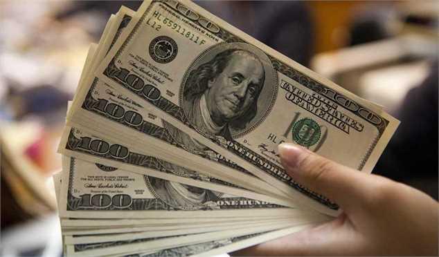 دلار پایین رفت