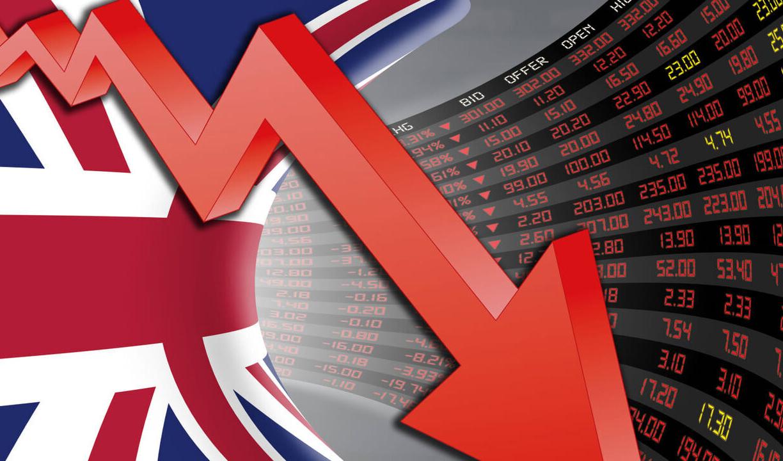 اقتصاد انگلیس زمینگیر شد