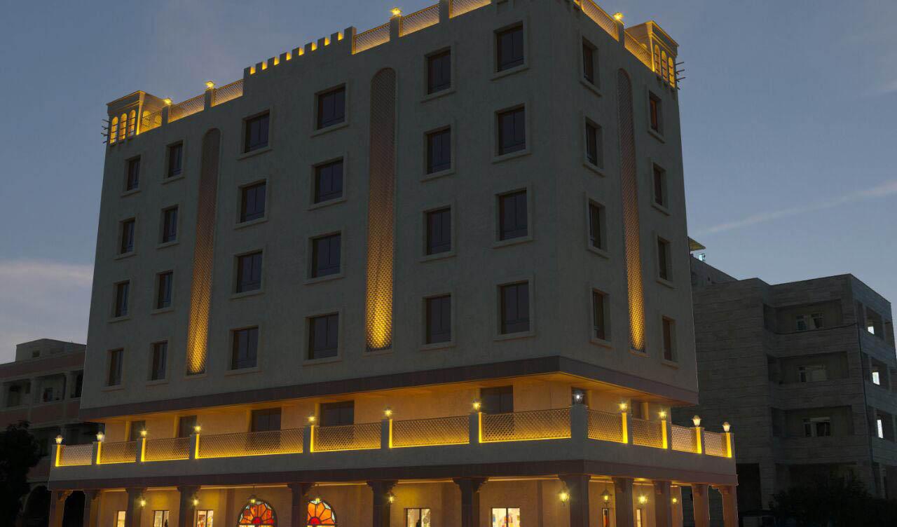 تلفیق معماری سنتی و مدرنیته در نخستین بوتیک هتل قشم