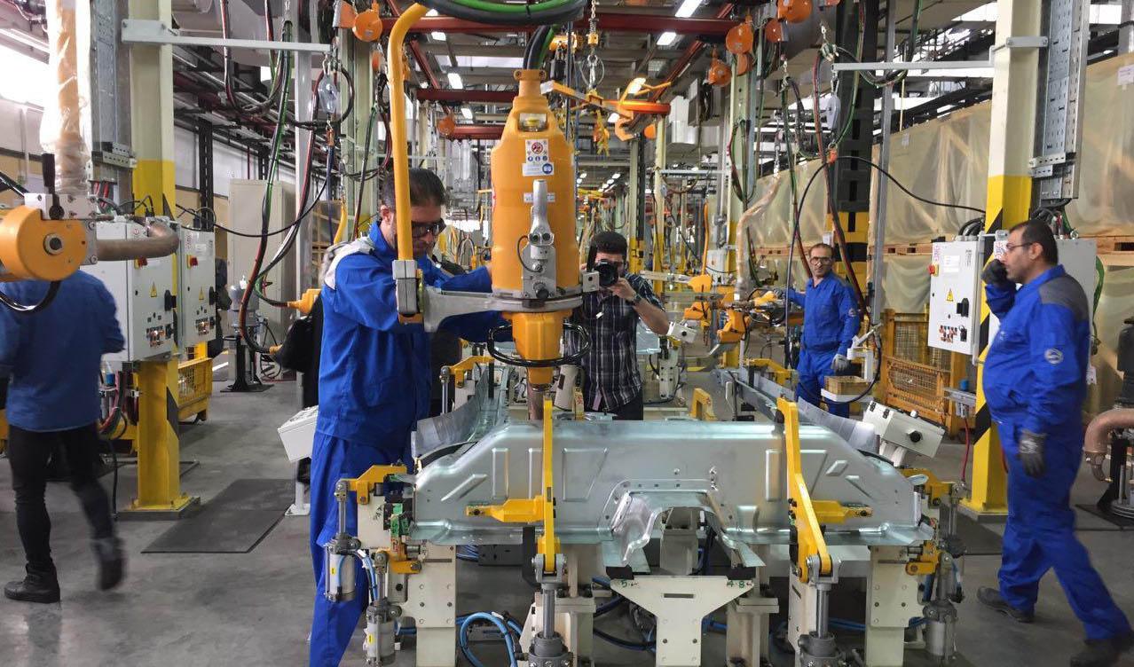 کاهش ۳۰درصدی هزینههای تولید در ایران خودرو