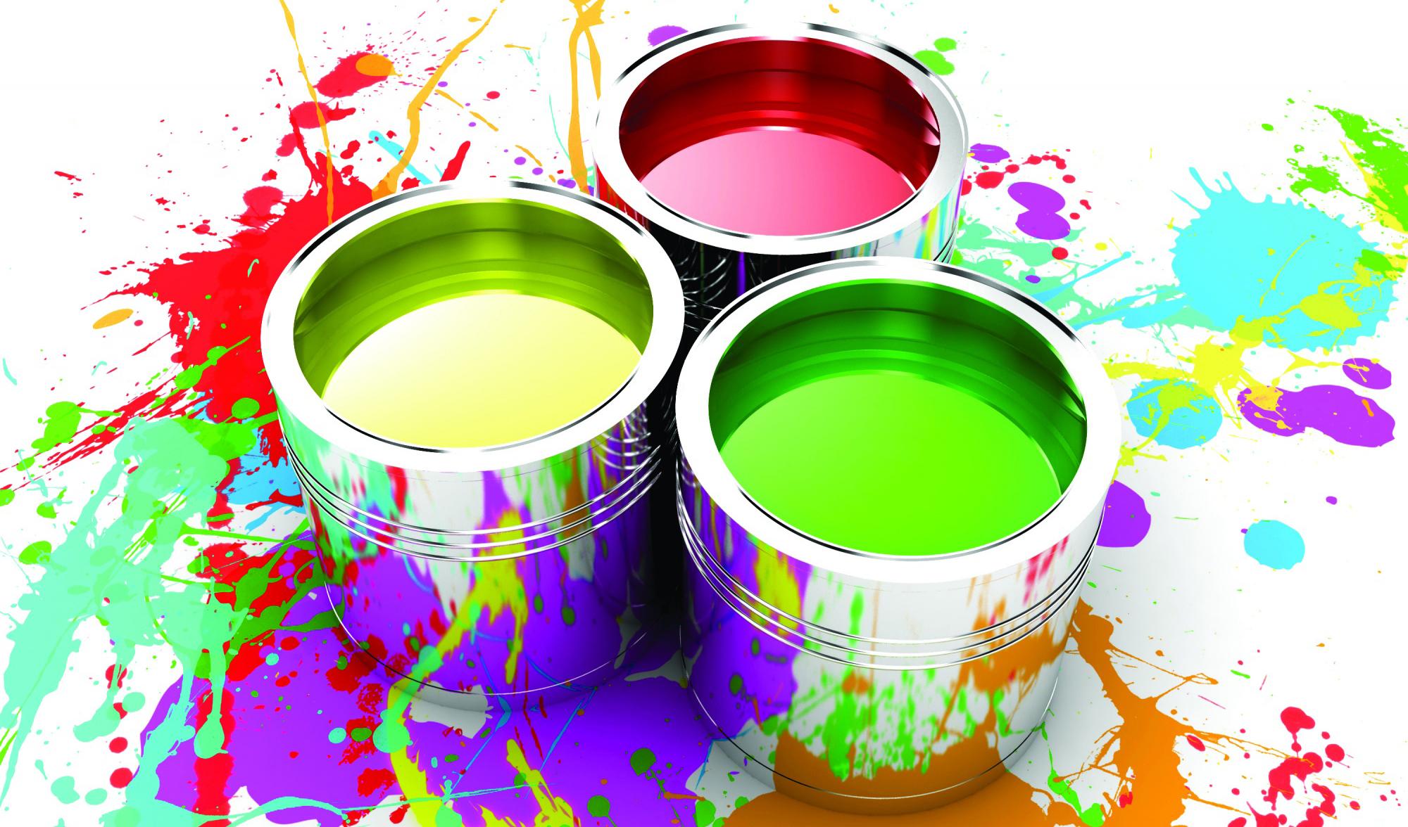 سهم ایران در بازار جهانی رنگ/ توسعه صنعت رنگ، راهی برای جبران تحریمهای نفتی