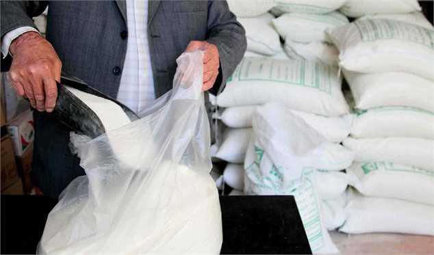 نرخ مصوب هر کیلو شکر ۴ هزار و ۵۰ تومان استغذایی و کشاورزی
