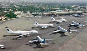 پروازهای ایران به کشورهای حاشیه خلیج فارس متوقف شد