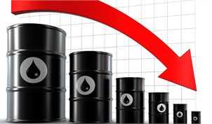 ثبت یک رکورد جدید برای سقوط قیمت نفت