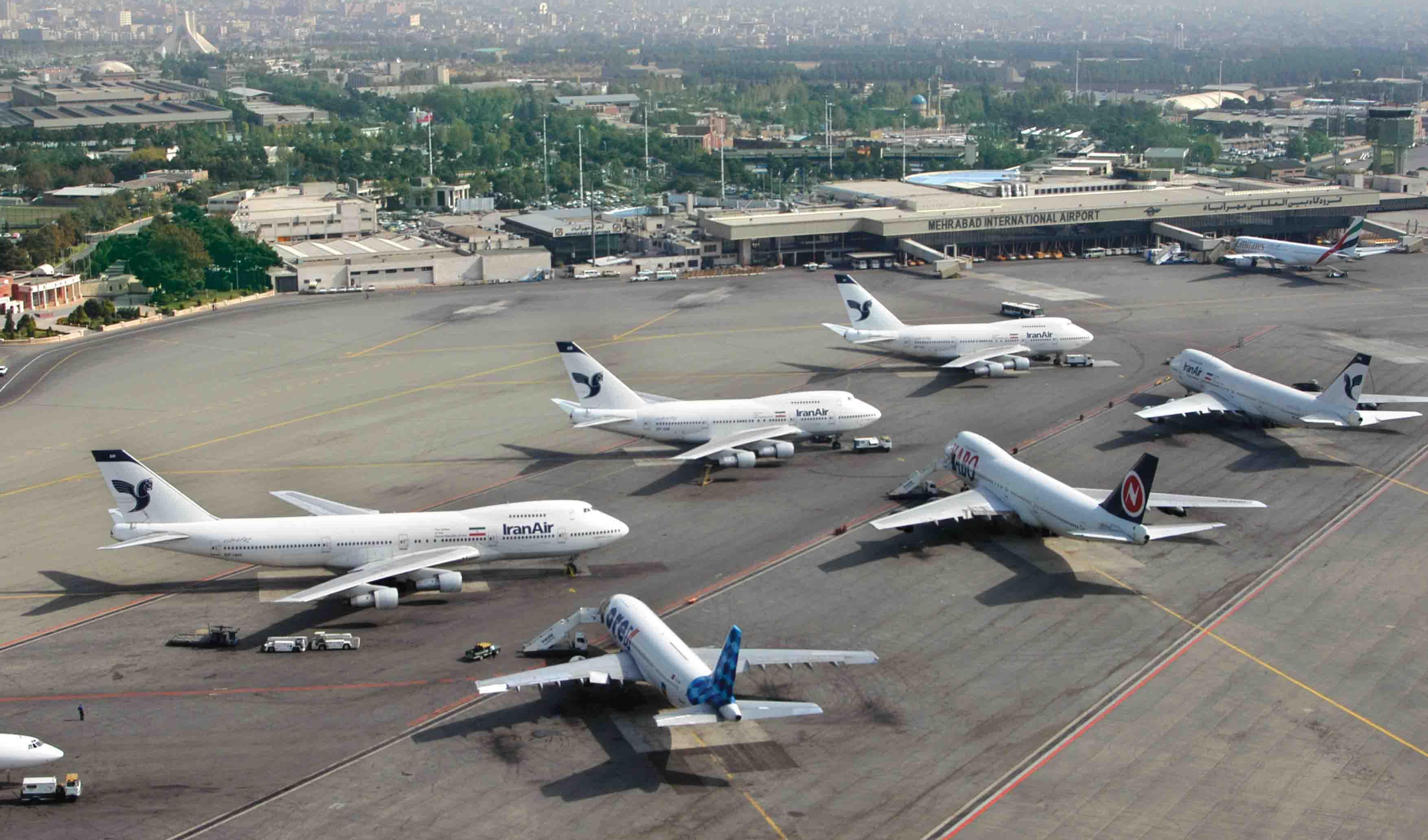پذیرش پروازهای ایرانی به مقصد لندن، هلند، بیروت و باکو مشروط شد