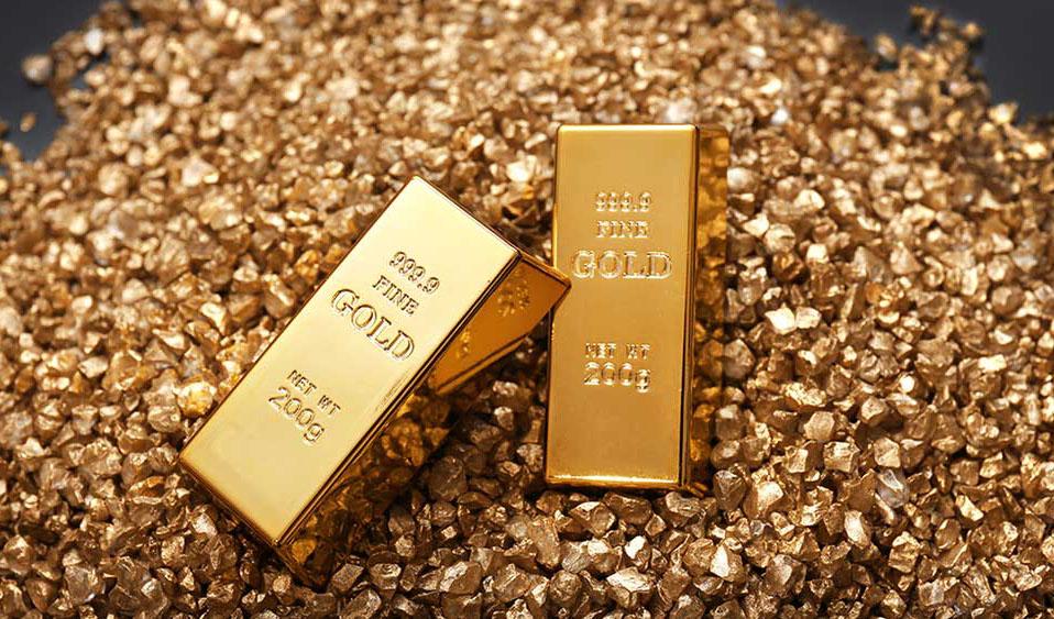 روند افزایشی طلا کم رمق شد