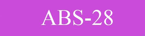 آنالیز مواد ABS-28 پتروشیمی قائد بصیر