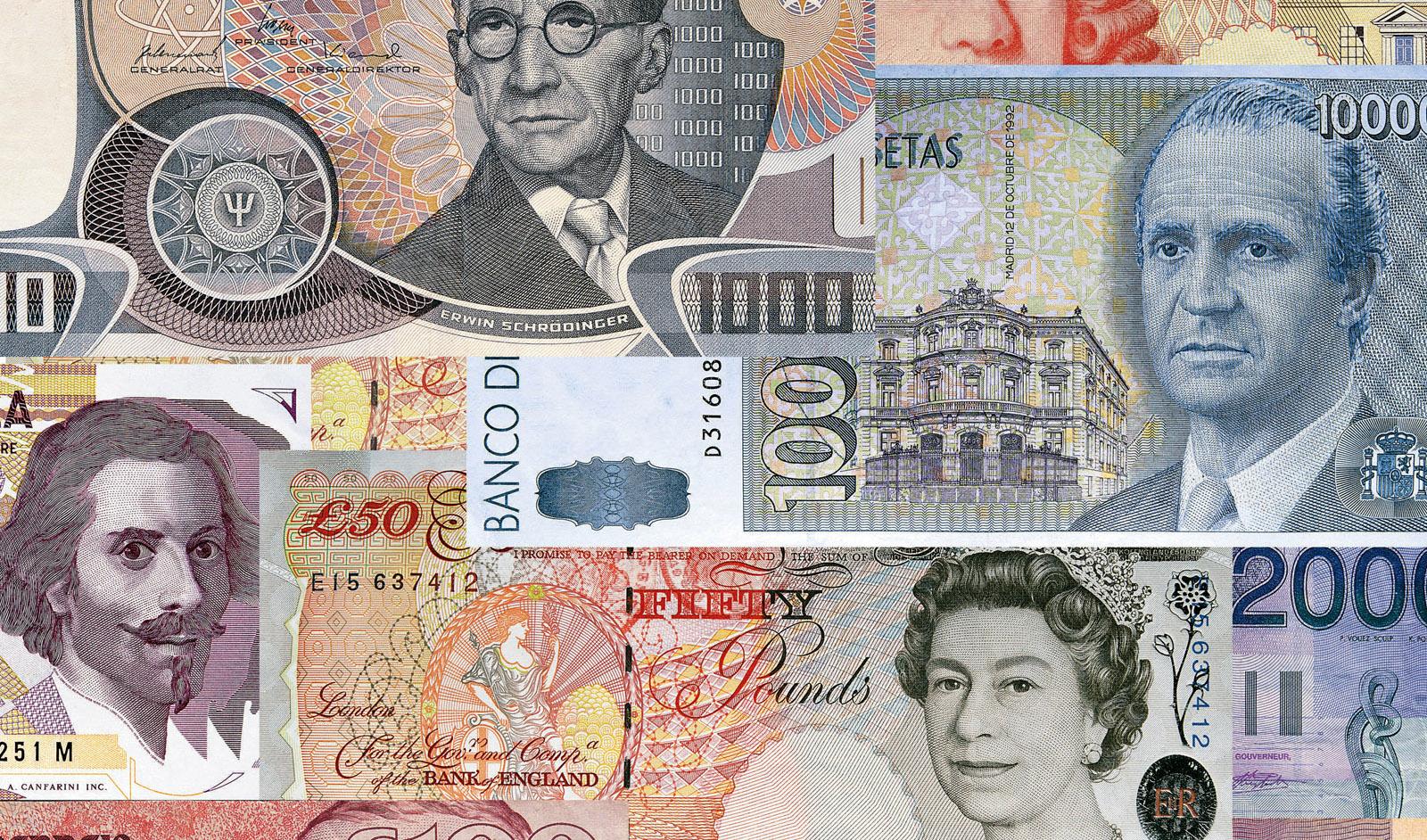 سقوط ارزش پوند به پایینترین سطح ۳۵ سال گذشته