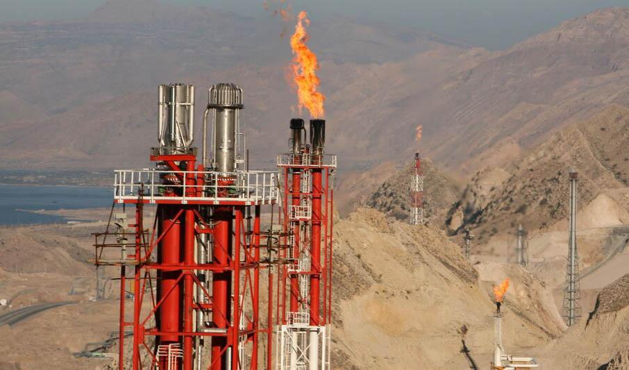 ظرفیت برداشت روزانه گازپارس جنوبی فراتر از ۷۰۰ میلیون مترمکعب