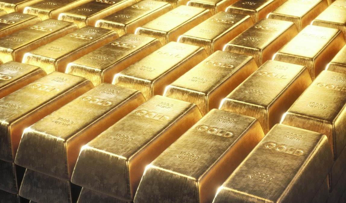 قیمت طلا به بالاترین سطح ۱ ماهه رسید