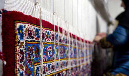 نقش فرش دستباف در اشتغالزایی