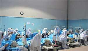تولید و صادرات البسه بیمارستانی