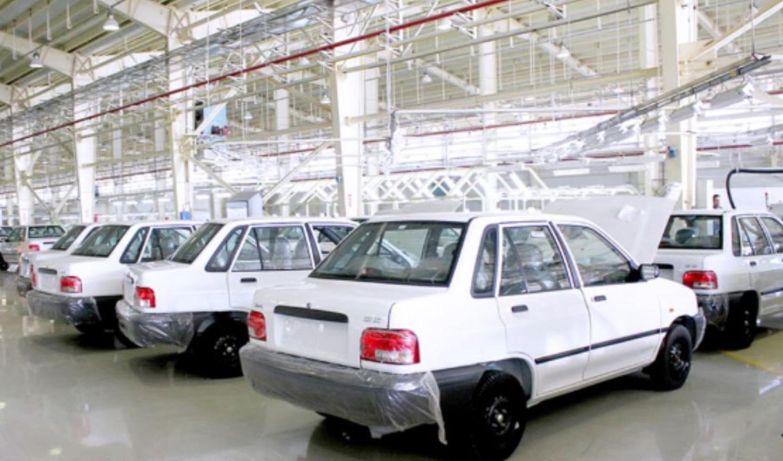 آخرین قیمت خودروهای داخلی/ پراید به مرز روانی نزدیک شد