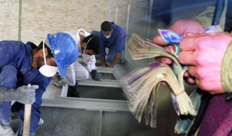 اصلاح مصوبه دستمزد کارگران به جریان افتاد