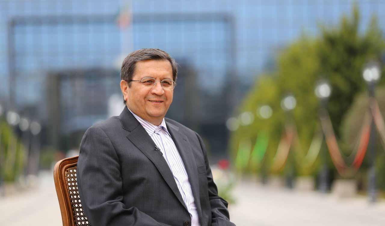 قدردانی رییس کل بانک مرکزی از زحمات رییس سابق مجلس