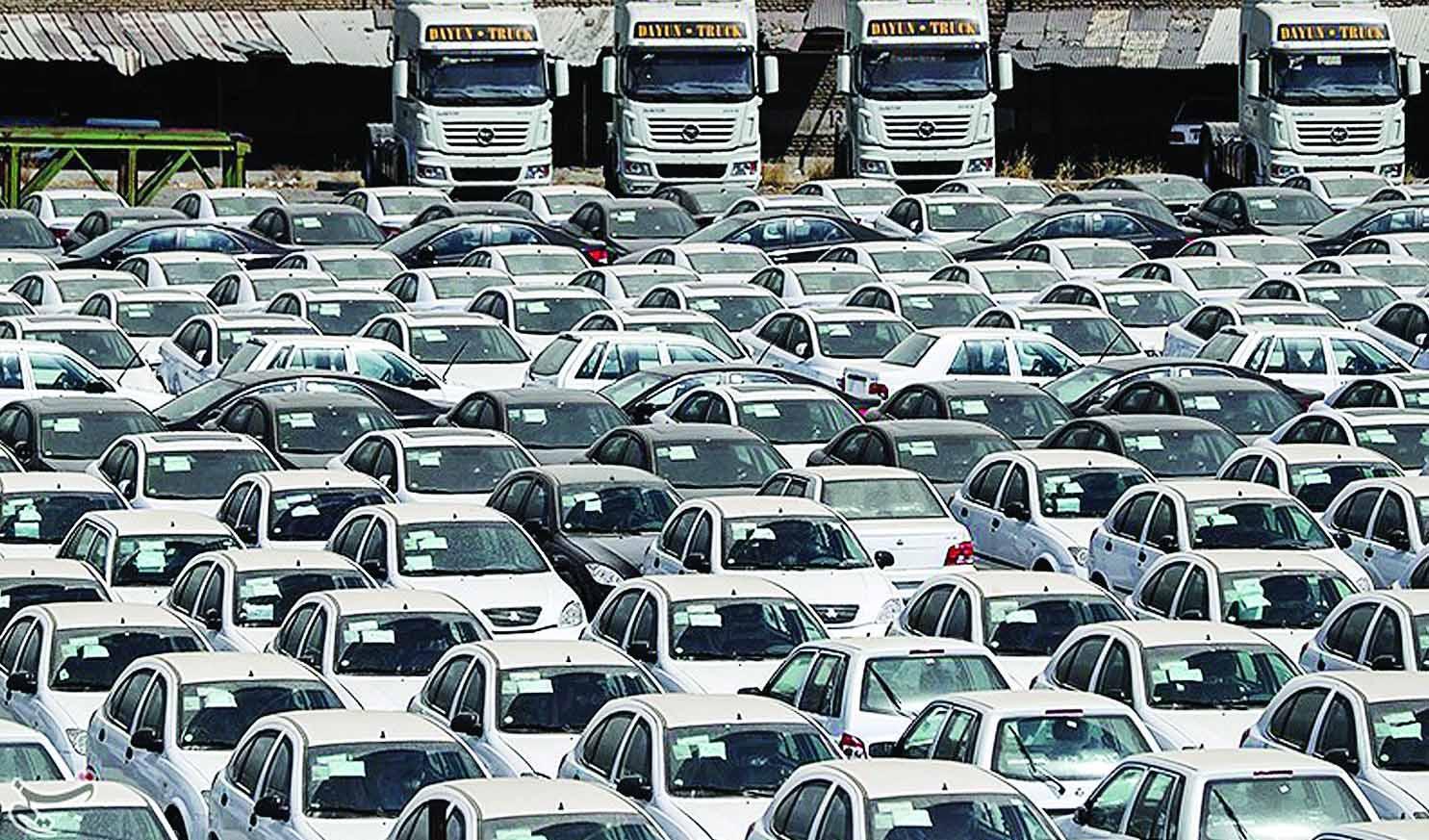 رانتخواران بزرگ بازار خودرو