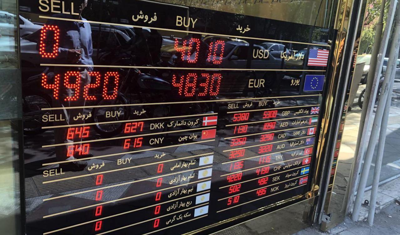 مقاومت دلار برابر تغییر کانال/ یورو ۱۸.۶۰۰ تومان شد