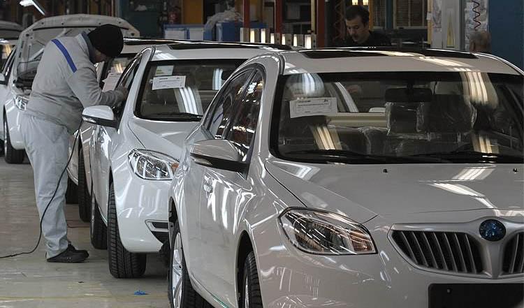 تولید بیش از ۱۶ هزار خودرو در پارسخودرو در ۲ ماهه امسال