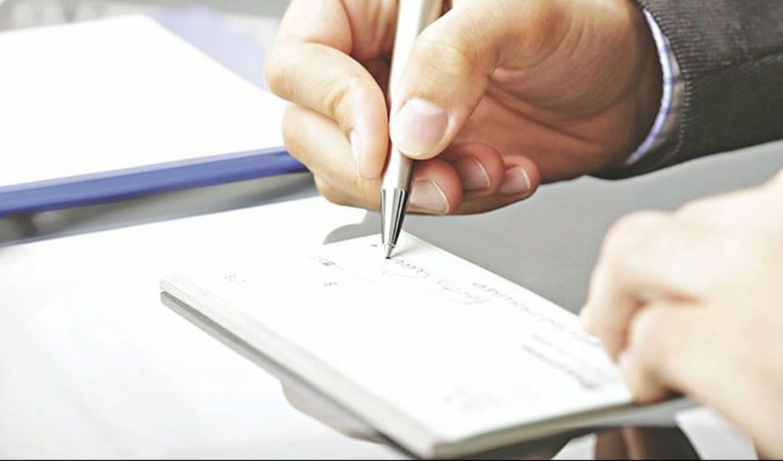 وصول ۲۶۸ هزار فقره چک در کشور