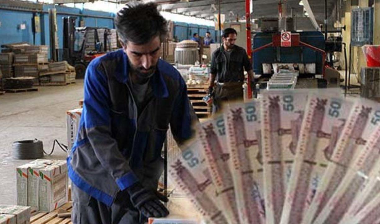 اختصاص کمکهای نقدی و غیرنقدی دولت به کارگران