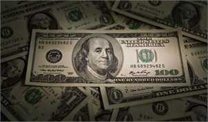 ریزش اندک دلار