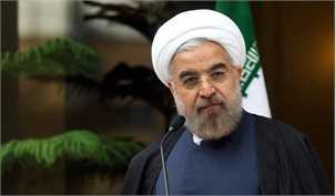 اظهارات جدید ارزی روحانی در روز گرانی دلار / رایزنی برای آزادسازی طلبهای ایران