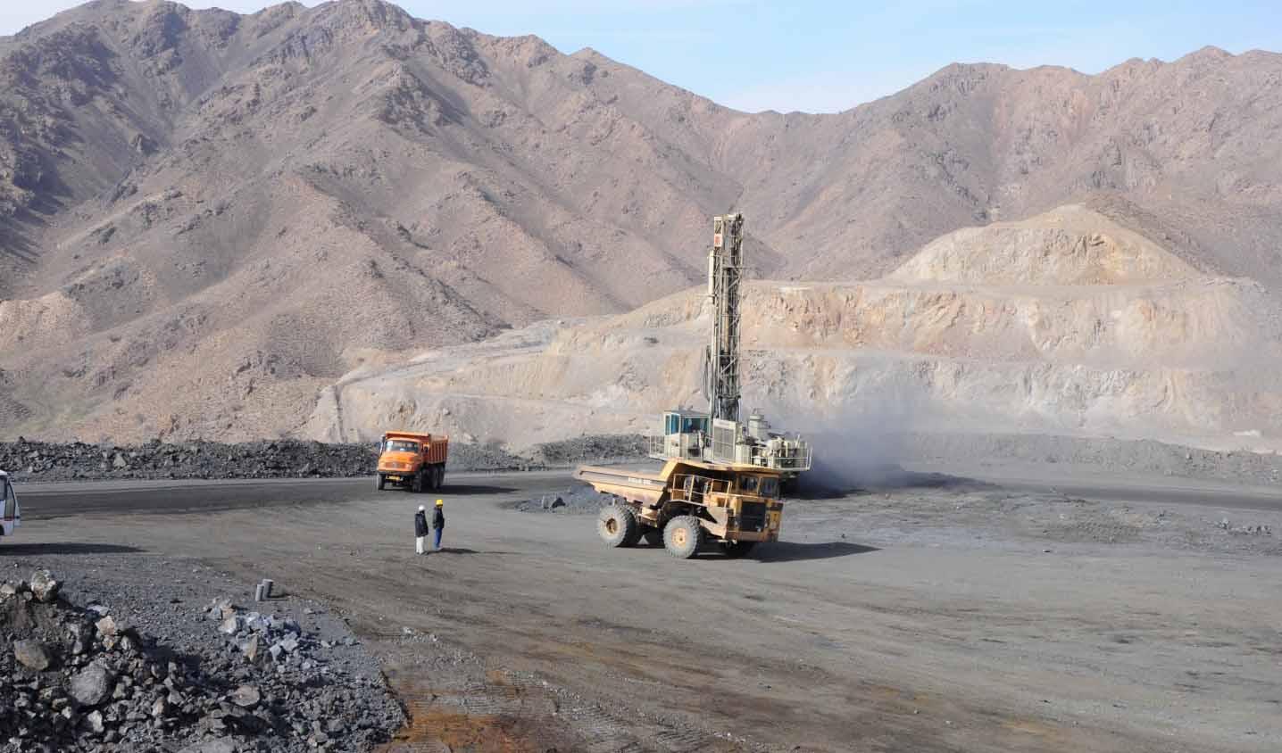 کمتر از ۷ درصد سنگ آهن ایران صادر شده است