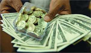 آخرین قیمتها از بازار سکه، طلا و ارز در روز چهارشنبه