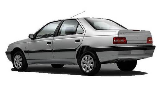 تولید خودروی ۴۰۵ جی ال ایکس بنزینی متوقف شد