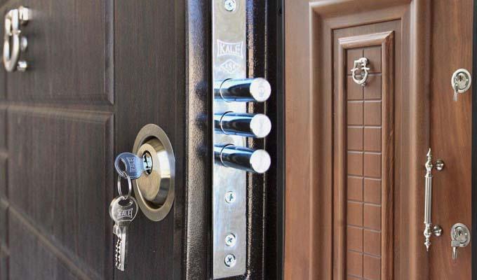 نکاتی در مورد انتخاب درب ضد سرقت مناسب منزل شما