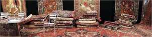 هدفگذاری صادرات ۱۵۰ میلیون دلاری فرش دستباف در سال ۹۹