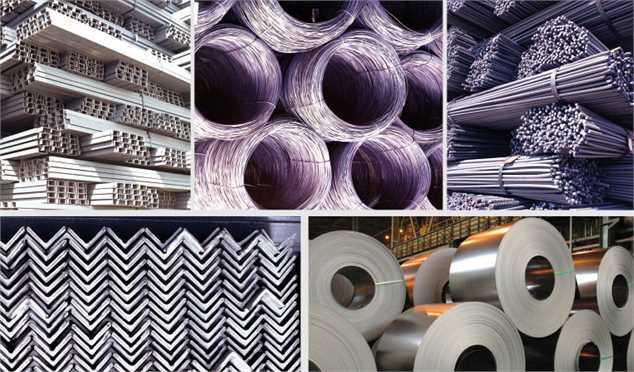 زنگ خطر تعطیلی تولیدکنندگان مقاطع فولادی