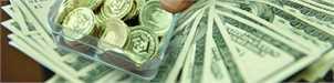 جهتیابی سکه و دلار