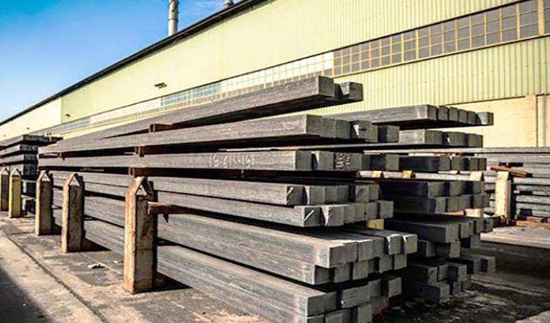 رونق صادرات آهن و فولاد کشور با بازگشایی مرزهای خروجی