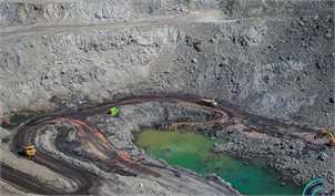 سرمایهگذاری بیش از ۱۳ هزار میلیارد ریالی در بخش معدن
