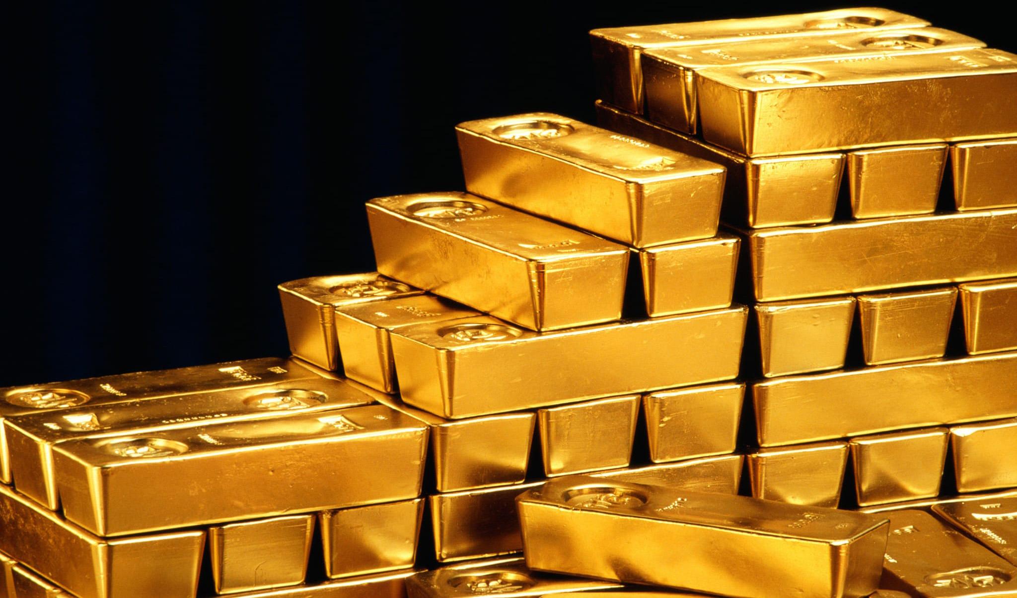 سقوط ناگهانی قیمت طلا