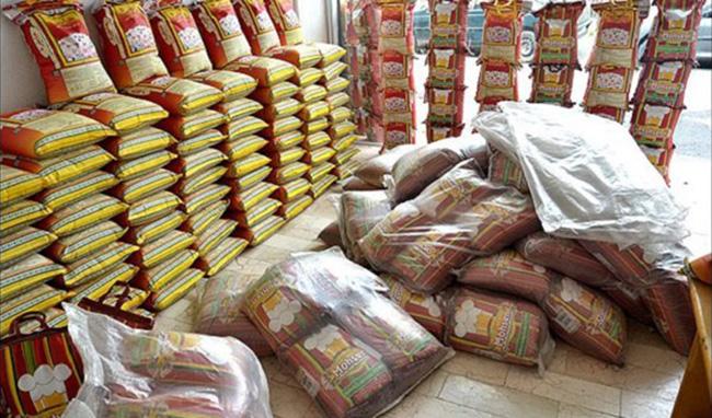 ۱۰۰ هزار تن برنج وارداتی در گمرک