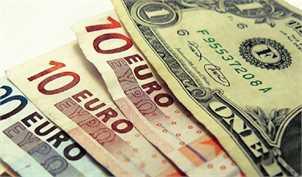 جدیدترین قیمت دلار و یورو در صرافی ملی