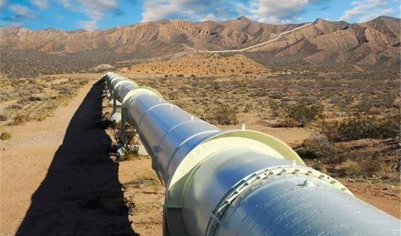 رشد ۹۳ درصدی صادرات گاز در دولت دوازدهم