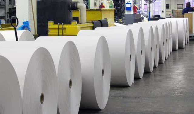 آن روی سکه تدبیرِ اقتصادی در تولید کاغذ از سنگ