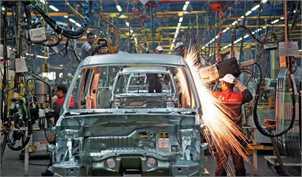 افزایش بیش از ۲۰ درصدی تولید انواع خودرو در ۴ ماهه امسال