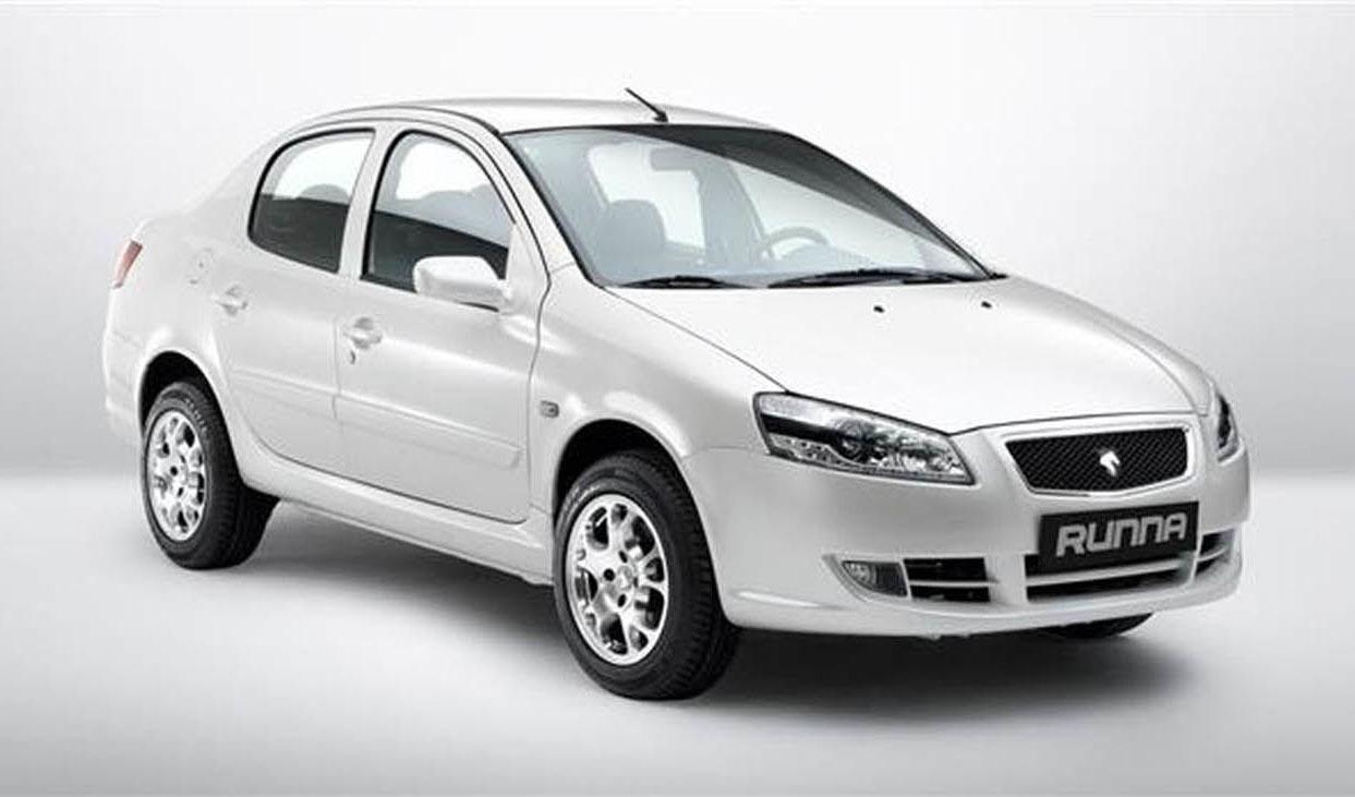 ویژگی های نسخه جدید خودروی رانا پلاس مشخص شد (+عکس)