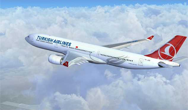 آغاز پروازهای ترکیه به ایران از ۱۱ شهریور/ ۲۱ پرواز در هفته به تهران