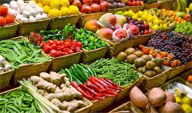 رکورد دوباره صادرات محصولات کشاورزی