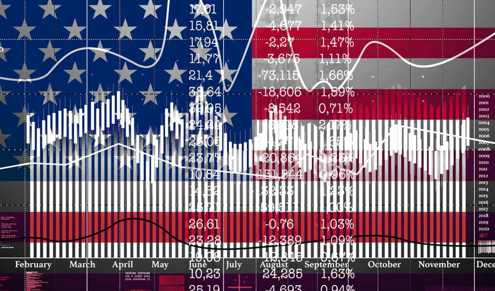 یک سوم اقتصاد آمریکا آب رفت!