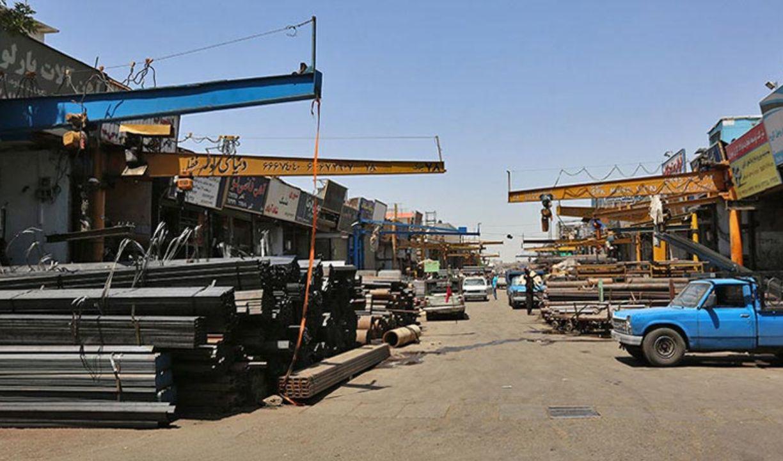 قیمت آهن آلات ساختمانی در ۷ شهریور